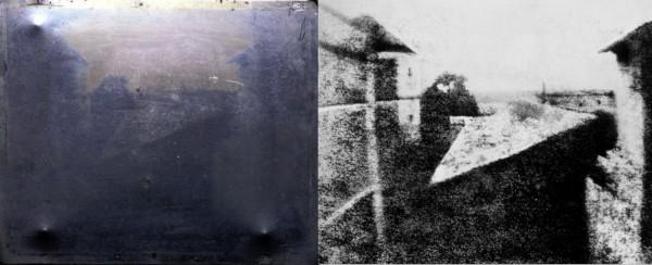 A világ első fényképe