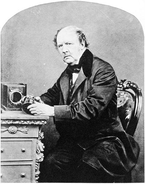 John Moffat: William Henry Fox Talbot, 1864
