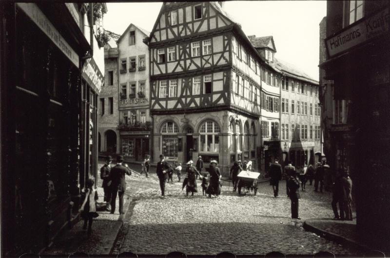 Az első Leicaval készített fénykép